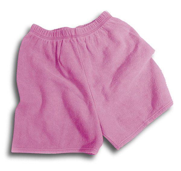 Chammyz Cutoff Shorts Sunset Red